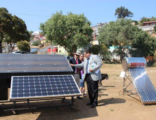 USM lanza proyecto que dotará de energías renovables a Parque Violeta Parra en Valparaíso