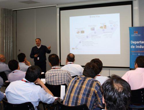USM inicia clases del Diploma en Gestión de Proyectos Eficiencia Energética para ingenieros de Claro Chile