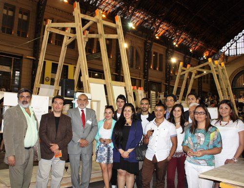 USM participa en la Sexta Bienal de Diseño de Chile