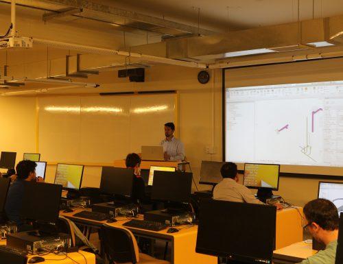 USM refuerza la educación continua de sus arquitectos a través de contenidos BIM