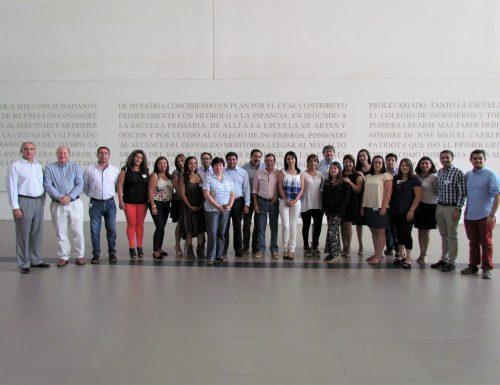 USM desarrolla exitoso Tercer Encuentro de Comités Paritarios de Higiene y Seguridad en San Joaquín