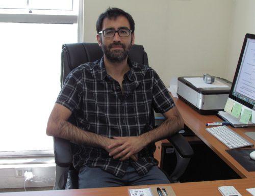 Investigador de la USM es nombrado editor asociado de prestigiosa revista especializada