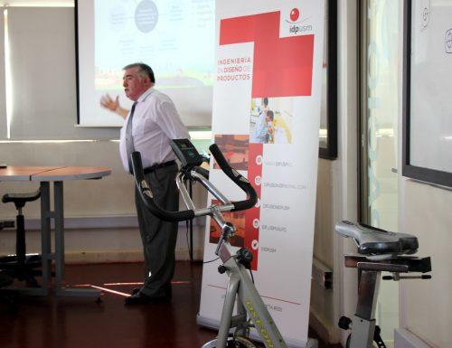 Alumnos de la USM desarrollarán bicicletas capaces de generar energía eléctrica