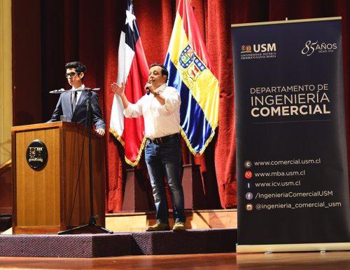 Tradicional evento congrega en la USM a alumnos de Ingeniería Comercial de todo el país