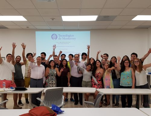 Estudiantes de la USM realizan pasantía en Instituto Tecnológico de Monterrey