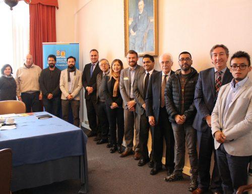 Consorcio de universidades canadienses visita la USM con miras a futuras alianzas académicas