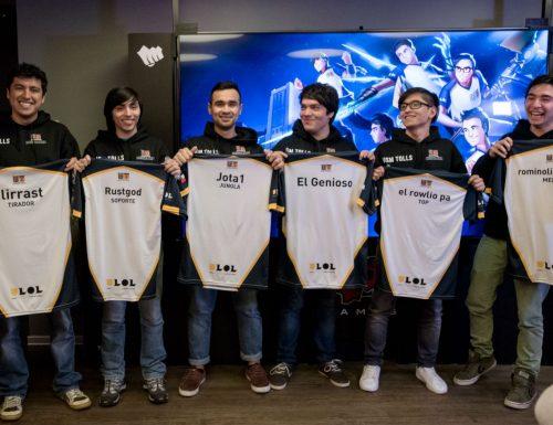 Sansanos son campeones nacionales de importante campeonato internacional de videojuegos