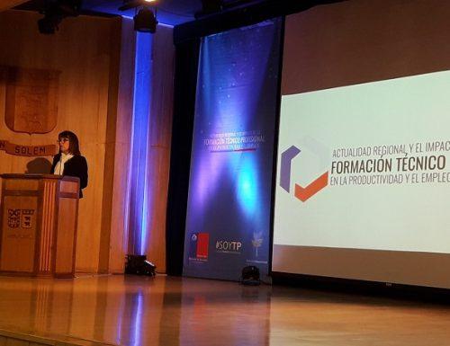Realizan en la USM en Concepción exitoso seminario sobre educación técnico-profesional