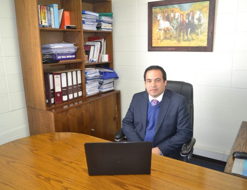 Profesor USM presenta investigación en biomedicina en congreso internacional
