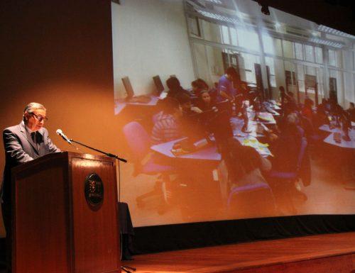 USM recibe a más de 260 escolares en el cierre del Programa Educación Futuro