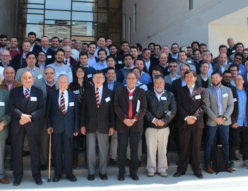 Exitoso seminario del sector eléctrico realiza la USM en San Joaquín