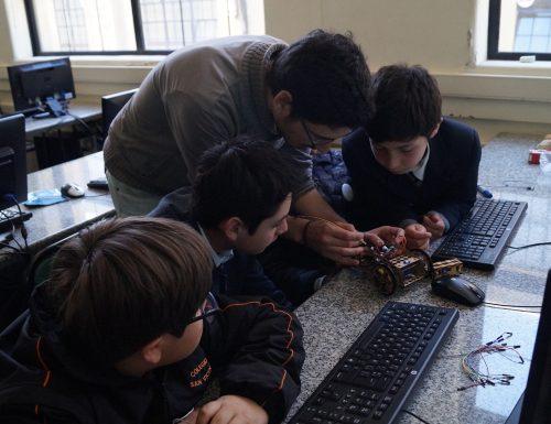 Con un empate finalizan las Academias de Tecnología 2017 impulsadas por la USM