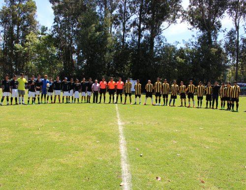 Liceos PACE USM participan en el Primer Campeonato Interescolar de Fútbol en Viña del Mar