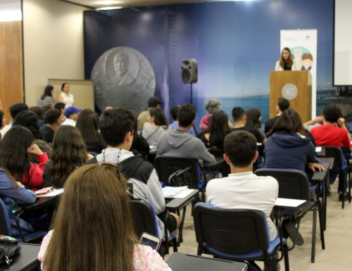 Con masiva ceremonia finalizan Talleres de Preparación Académica PACE USM en Santiago