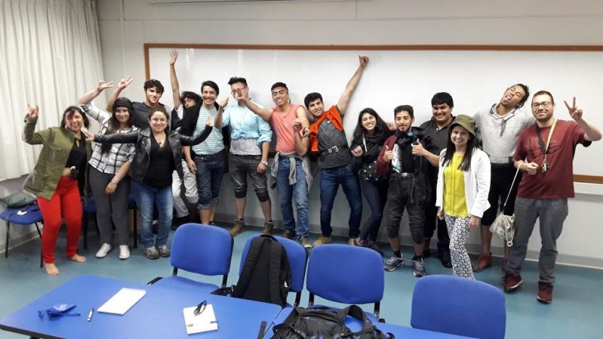 USM realizó Taller Líderes Sansanos Innatos 2017 · USM Noticias ...