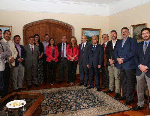 USM potencia su alianza con Banco Santander explorando nuevas líneas de trabajo