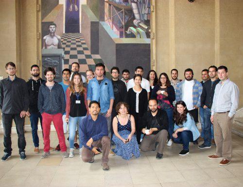 Estudiantes participan en nueva versión de la Escuela Chilena de Física de Alta Energía en la USM