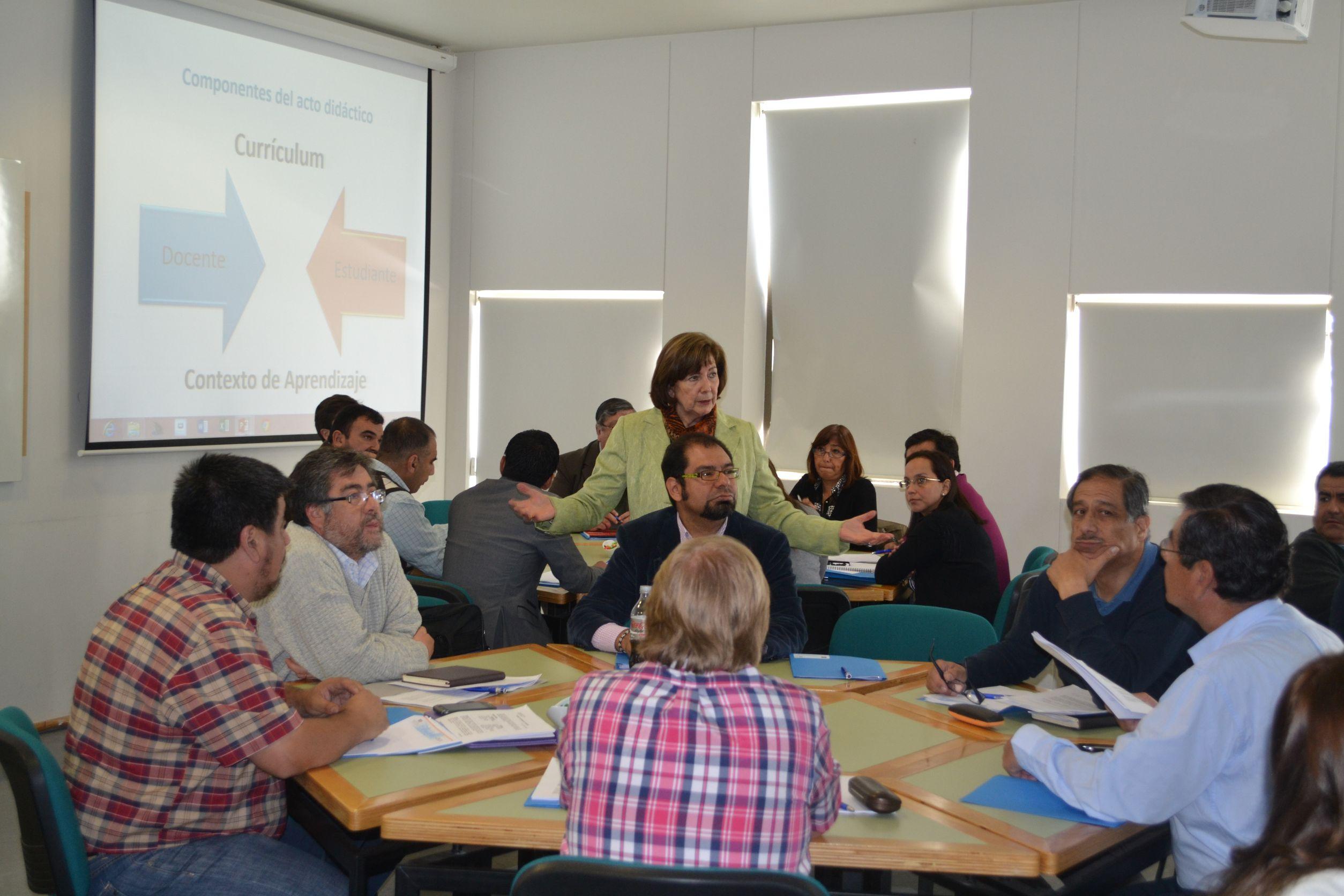 Profesores de la USM Viña del Mar participan en jornada para la ...